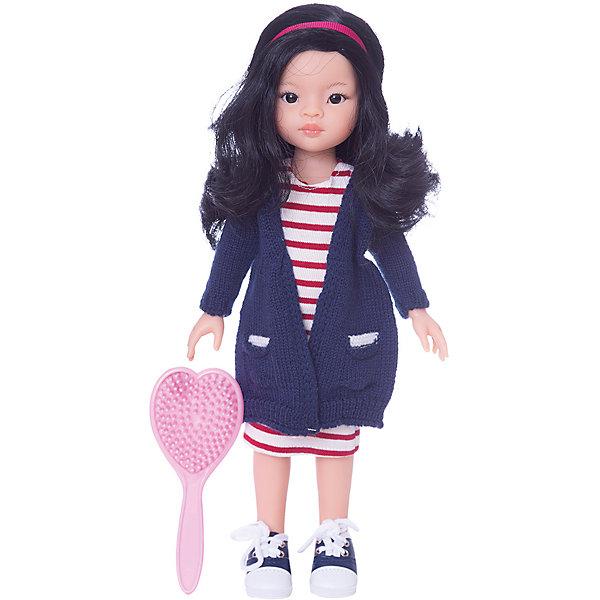 Paola Reina Кукла Paola Reina Лиу, 32 см paola reina кукла лиу 32 см paola reina
