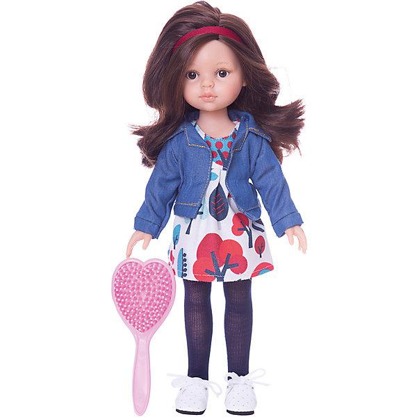 Paola Reina Кукла Paola Reina Кэрол, 32 см paola reina кукла кэрол 32 см paola reina