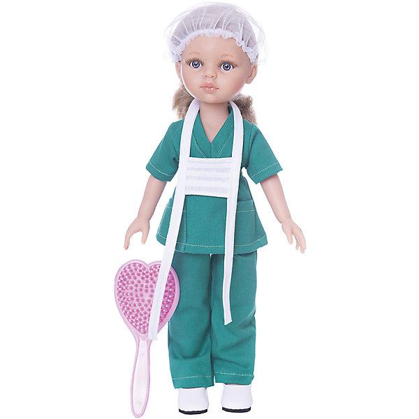 все цены на Paola Reina Кукла Paola Reina Карла медсестра, 32 см онлайн