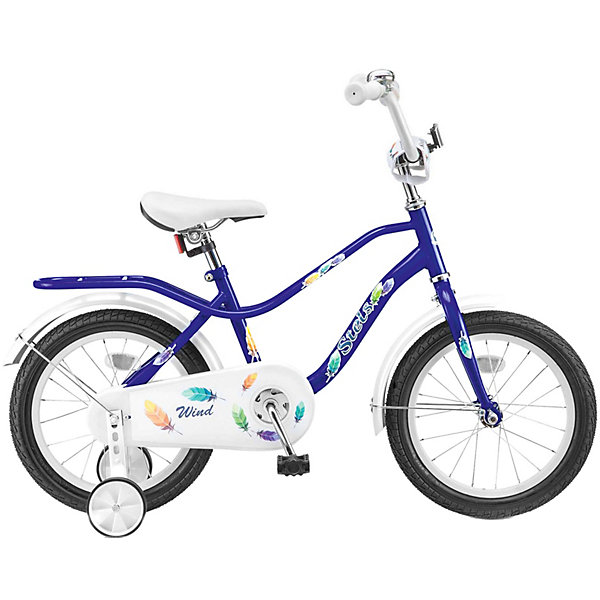 Stels Двухколёсный велосипед Wind 16 Z010 11,