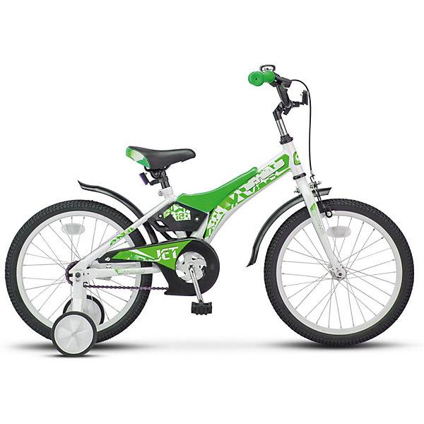 цена на Stels Двухколесный велосипед Stels Jet Z010 18