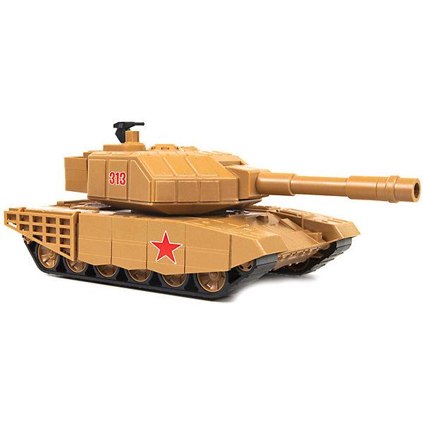 Звезда Сборная модель Российский танк