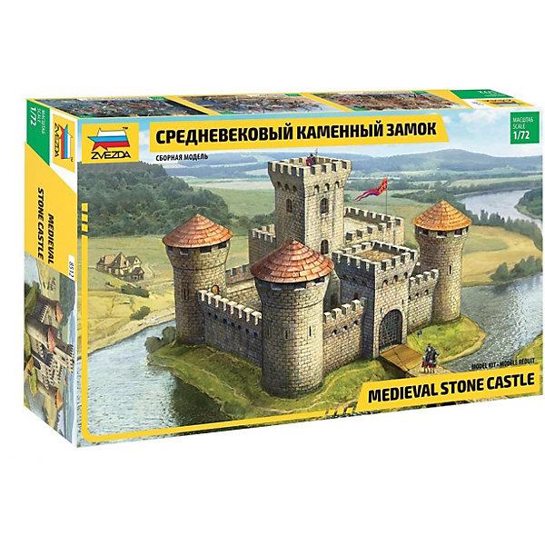 Звезда Сборная модель Средневековый каменный замок