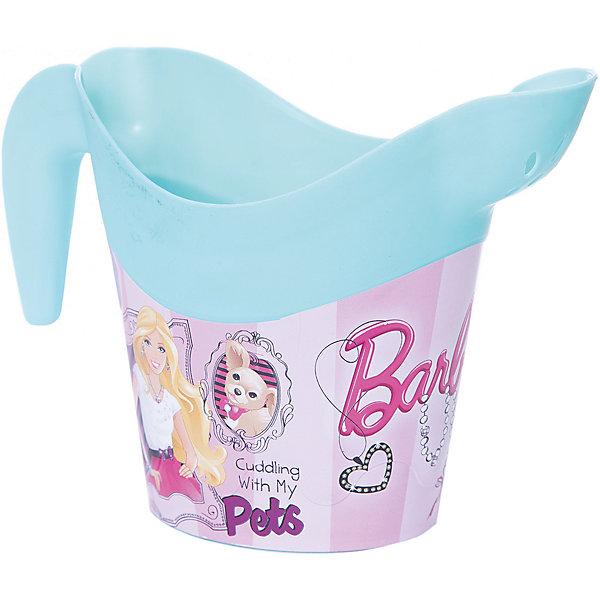 Лейка Unice Барби, 18 смИграем в песочнице<br>Характеристики:<br><br>• возраст: от 2 лет;<br>• материал: пластик;<br>• вес упаковки: 110 гр.;<br>• размер упаковки: 20х15х15 см;<br>• страна бренда: Испания.<br><br>Лейка Unice «Барби» подходит для игр в песочнице или в саду и дома для полива растений. В лейку очень просто залить воду, удобная ручка и высокие бортики помогут донести воду до нужного места, не пролив. В носике есть несколько отверстий для разделения воды на струйки. Лейка украшена изображением куклы Барби. Сделано из прочного качественного пластика.<br><br>Лейку Unice «Барби», 18 см можно купить в нашем интернет-магазине.<br>Ширина мм: 20; Глубина мм: 15; Высота мм: 15; Вес г: 100; Цвет: розовый; Возраст от месяцев: 24; Возраст до месяцев: 48; Пол: Женский; Возраст: Детский; SKU: 8346002;