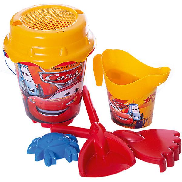 Unice Набор игрушек для песочницы Unice Тачки unice песочный набор спайдермен с ведром крепостью