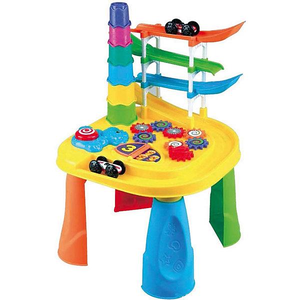 Playgo Развивающий игровой центр Playgo Стол 5 в 1 цена
