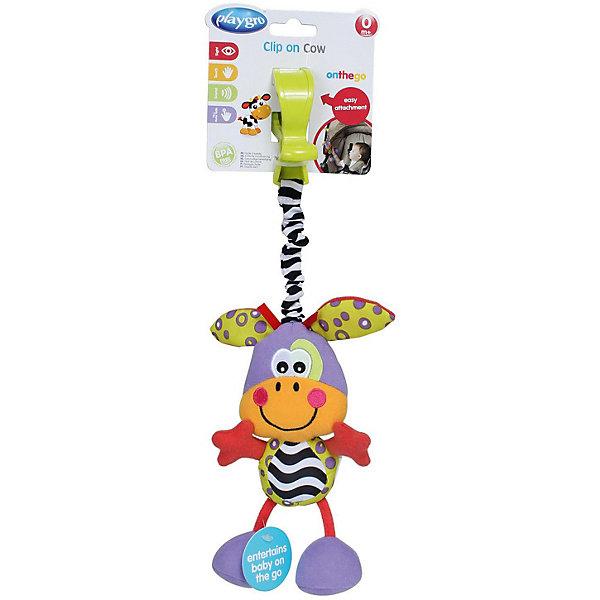 Купить Подвеска Playgro «Корова», Китай, разноцветный, Унисекс
