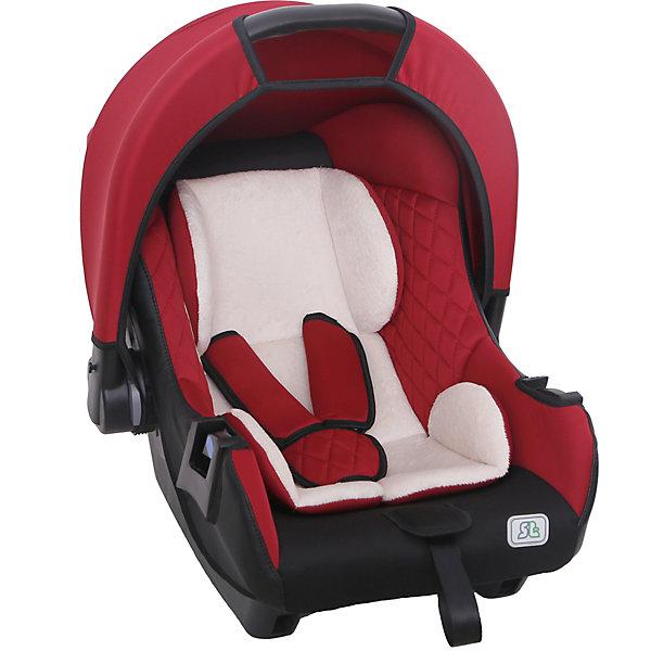 Автокресло Smart Travel First, 0-13 кг, marsalaГруппа 0+  (до 13 кг)<br>Характеристики автокресла:<br><br>• возраст: от рождения до 1,5 лет;<br>• вес ребенка: до 13 кг;<br>• группа: 0+;<br>• способ крепления: штатным ремнем;<br>• способ установки: против хода движения;<br>• 5-ти точечные ремни безопасности;<br>• съемный капюшон;<br>• ручка для переноски;<br>• материал: полиэстер, пластик;<br>• размер упаковки: 76х44х67 см;<br>• вес упаковки: 4,3 кг.<br><br>Автокресло Smart Travel First marsala — автолюлька для перевозки в машине ребенка с самого рождения. Для новорожденного в кресле предусмотрен мягкий съемный вкладыш с анатомической подушечкой, поддерживающей голову ребенка в правильном положении. <br><br>Плотные боковины защищают ребенка от травм во время столкновений. Каркас кресла выполнен методом литья под давлением и надежно защитит кроху во время аварий. В кресле ребенок фиксируется внутренним ремнем, который можно отрегулировать по росту малыша. <br><br>Автокресло имеет удобную ручку для переноски. Капюшон защищает ребенка от солнечных лучей. Кресло может использоваться и как колыбель для укачивания малыша. <br><br>Автокресло Smart Travel First marsala можно приобрести в нашем интернет-магазине.<br>Ширина мм: 760; Глубина мм: 440; Высота мм: 670; Вес г: 4300; Цвет: красный; Возраст от месяцев: 0; Возраст до месяцев: 18; Пол: Унисекс; Возраст: Детский; SKU: 8353053;