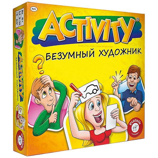 Piatnik Настольная игра Activity Безумный художник,