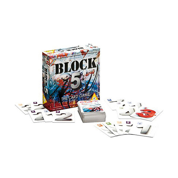 Логическая игра Piatnik Дай пятьНастольные игры для всей семьи<br>Характеристики товара:<br><br>• возраст: от 6 лет;<br>• материал: картон;<br>• количество игроков: 2-6 человек;<br>• в комплекте: 95 карточек, правила игры;<br>• размер упаковки: 16,5х16,5х5,5 см;<br>• вес упаковки: 330 гр.<br><br>Логическая игра Piatnik «Дай пять» - детская игра на отработку математических операций. Каждый игрок получает на руки 8 карточек. Он должен выкладывать их таким образом, чтобы собрать определенную комбинацию чисел. Победит тот, кто соберет больше всех очков.<br><br>Логическую игру Piatnik «Дай пять» можно приобрести в нашем интернет-магазине.<br>Ширина мм: 165; Глубина мм: 55; Высота мм: 165; Вес г: 330; Цвет: разноцветный; Возраст от месяцев: 72; Возраст до месяцев: 2147483647; Пол: Унисекс; Возраст: Детский; SKU: 8357167;