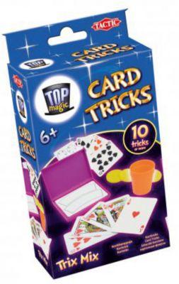 Карточные фокусы Tactic Games, артикул:8357177 - Фокусы и розыгрыши