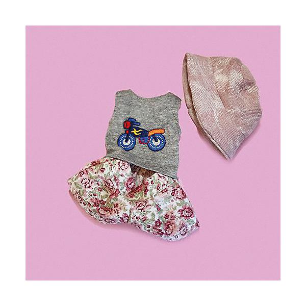 Купить Одежда для куклы Карлотты Vestida de Azul Лето Морской стиль , с панамкой, Испания, разноцветный, Женский