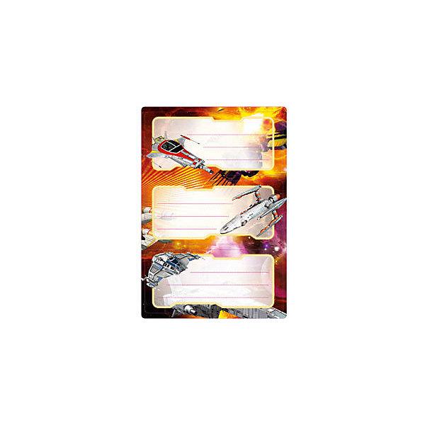 Набор наклеек для тетрадей Herma Vario ПолетТетради<br>Характеристики:<br><br>• возраст: от 3 лет<br>• в наборе: 2 листа 6 наклеек<br>• размер: 7,6х3,5 см.<br>• материал: бумага<br>• оформление: глиттер<br><br>Наклейки для подписи тетрадей Herma «Vario» Полет создадут радостное настроение и придадут тетрадям неповторимый дизайн. Рисунок покрыт блёстками, что делает его удивительно красивым.<br><br>Яркие картинки, украшающие обложки тетрадей, будут предметом гордости маленького ученика. Наклейки станут палочкой-выручалочкой, если тетрадь подписана неверно.<br><br>В тетрадях, украшенных этими наклейками, приятно будет делать уроки, а любой скучный дневник превратиться в яркую копилку хороших оценок.<br><br>Набор наклеек для тетрадей Herma Vario Полет можно купить в нашем интернет-магазине.<br>Ширина мм: 160; Глубина мм: 90; Высота мм: 2; Вес г: 10; Цвет: разноцветный; Возраст от месяцев: 36; Возраст до месяцев: 2147483647; Пол: Унисекс; Возраст: Детский; SKU: 8362889;