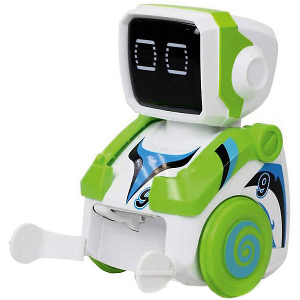 Silverlit Робот- футболист Silverlit Кикабот, робот silverlit футболист кикабот одиночный набор 88548