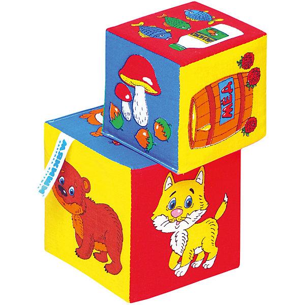 Мякиши Мягкие кубики Мякиши