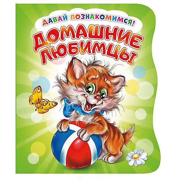 купить ND Play Первая книга малыша НД Плэй