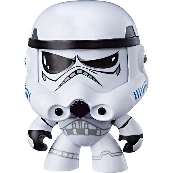 Hasbro Коллекционная фигурка Star Wars Mighty Muggs Штурмовик 9,5 см