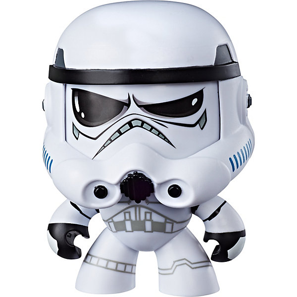 Купить Коллекционная фигурка Star Wars Mighty Muggs Штурмовик 9, 5 см, Hasbro, Китай, Мужской