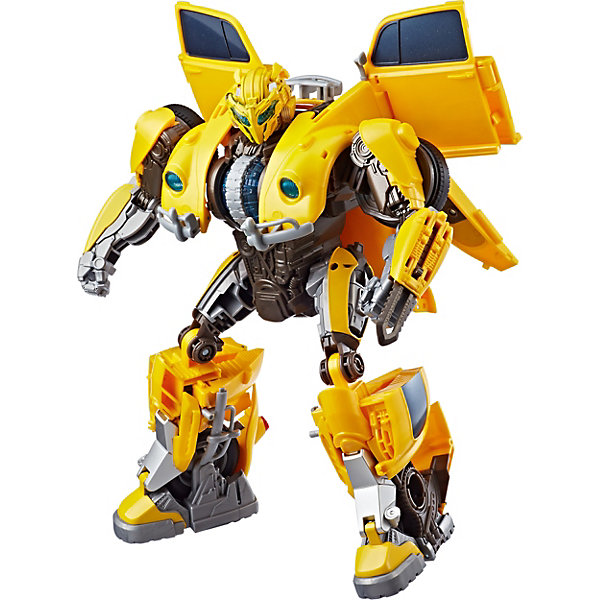Hasbro Трансформеры Transformers Роботы под прикрытием Заряженный Бамблби роботы education line roboblock робот герой xl 89 элементов