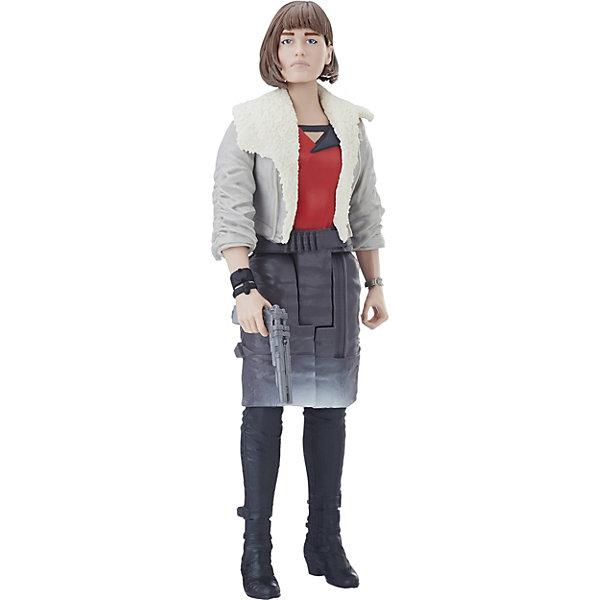 Hasbro Фигурка Star Wars Титаны Кира Кореллия, 30 см