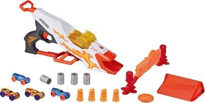 Пусковое устройство Nerf  Nitro  Даблбрейк, артикул:8376353 - Игрушечное оружие