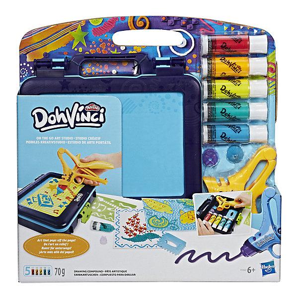 Hasbro Игровой набор DohVinci Всё для творчества набор д творчества hasbro dohvinci микшер цветов а9212