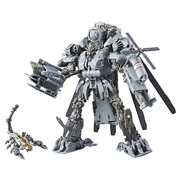 Hasbro Трансформеры Hasbro Transformers Коллекционный Блэкаут, 33 см