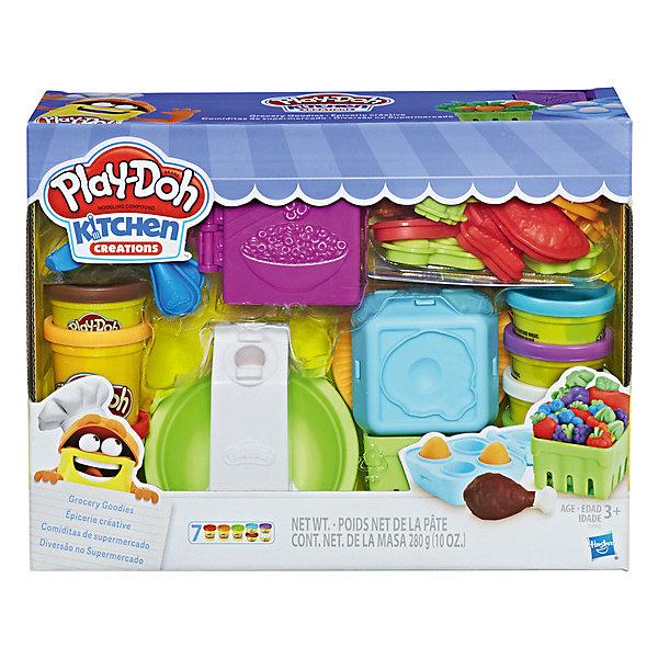 "Hasbro Игровой набор Play-Doh""Готовим обед"""
