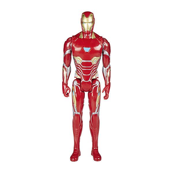 Фигурка Avengers Мстители Power FX Железный ЧеловекГерои комиксов<br>Характеристики товара:<br><br>• возраст: от 4 лет;<br>• материал: пластик;<br>• в комплекте: фигурка, Power pack;<br>• тип батареек: 2 батарейки ААА;<br>• наличие батареек: демонстрационные в комплекте;<br>• высота фигурки: 30 см;<br>• размер упаковки: 30,2х20,4х6,2 см;<br>• вес упаковки: 513 гр.<br><br>Фигурка Hasbro Avengers «Железный человек Пауэр Пэк» представляет собой фигурку одного из самых популярных супергероев команды Мстителей Железного человека. Фигурка идет в комплекте с технологией Titan Hero Power FX pack, которая активирует звуковые эффекты. Технология совместима и с другими фигурками данной серии.<br><br>Фигурку Hasbro Avengers «Железный человек Пауэр Пэк» можно приобрести в нашем интернет-магазине.<br>Ширина мм: 62; Глубина мм: 204; Высота мм: 302; Вес г: 513; Возраст от месяцев: 48; Возраст до месяцев: 2147483647; Пол: Мужской; Возраст: Детский; SKU: 8376379;