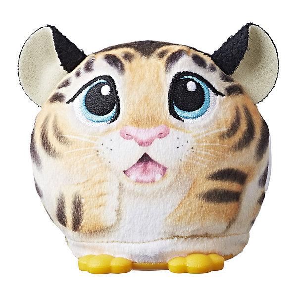 Hasbro Интерактивная мягкая игрушка FurReal Friends Cuties Плюшевый Друг Тигрёнок furreal friends интерактивная игрушка пушистый друг щенок голди