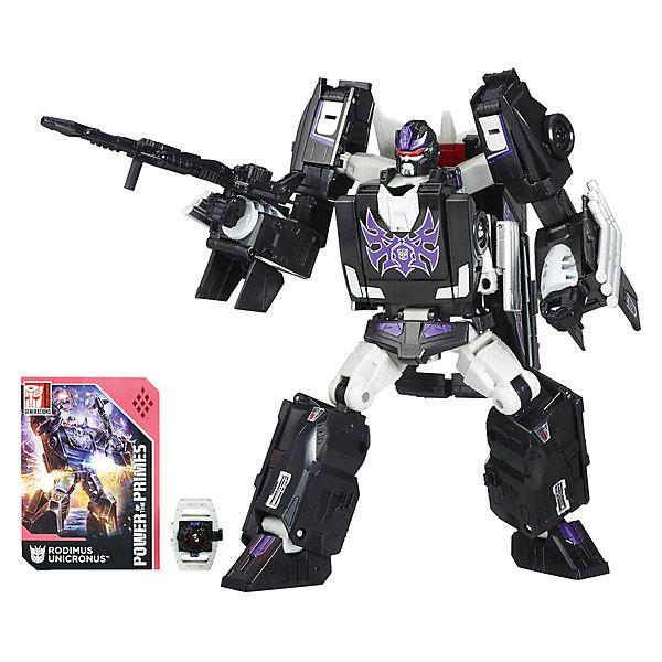 Hasbro Трансформеры Hasbro Transformers Дженерейшнз лидер. Сила Праймов Родимус Юникронус hasbro transformers e0702 e0774 трансформеры старскример 26 см