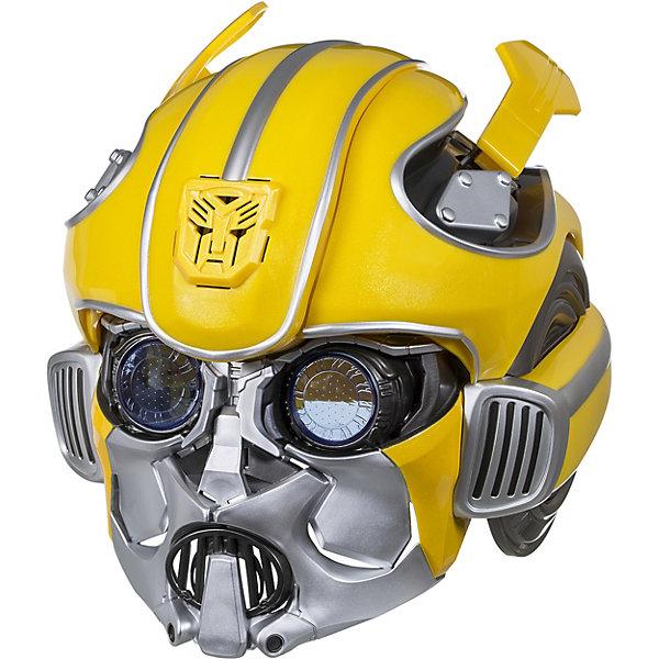Hasbro Интерактивная маска Transformers, Бамблби робот transformers transformers бамблби 15 см