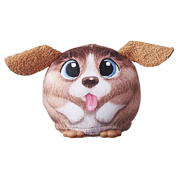 Hasbro Интерактивная мягкая игрушка FurReal Friends Cuties Плюшевый Друг Щенок furreal friends интерактивная игрушка пушистый друг щенок голди