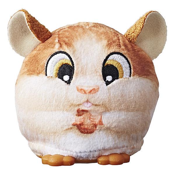 Hasbro Интерактивная мягкая игрушка FurReal Friends Cuties Плюшевый Друг Хомячок furreal friends интерактивная игрушка пушистый друг щенок голди