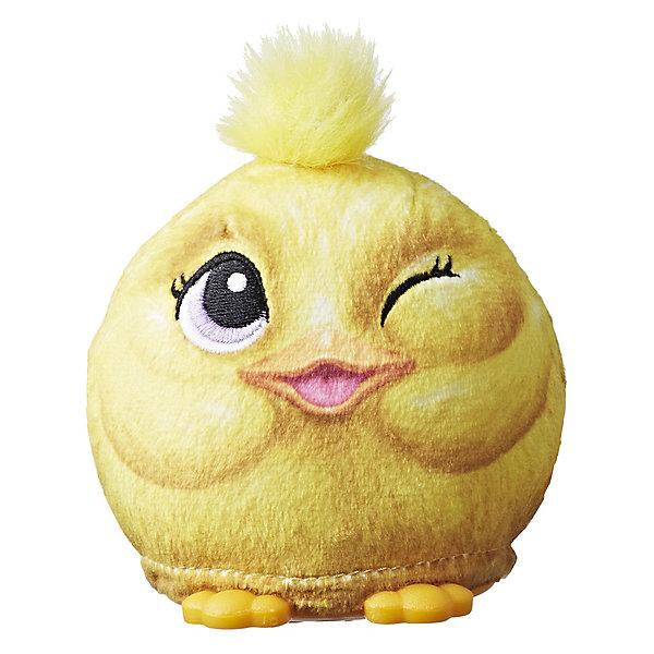 Hasbro Интерактивная мягкая игрушка FurReal Friends Cuties Плюшевый Друг Цыплёнок furreal friends интерактивная игрушка пушистый друг щенок голди