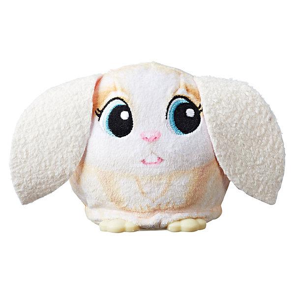 Hasbro Интерактивная мягкая игрушка FurReal Friends Cuties Плюшевый Друг Кролик furreal friends интерактивная игрушка пушистый друг щенок голди