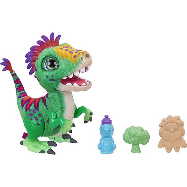 Hasbro Интерактивная игрушка FurReal Friends Малыш Дино