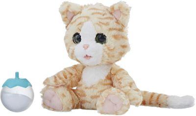 Интерактивная игрушка FurReal Friends  Покорми Котёнка , артикул:8376525 - Интерактивные игрушки