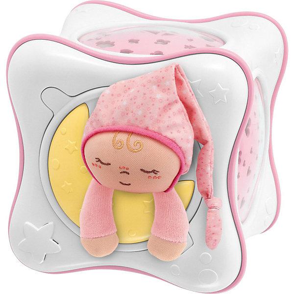 CHICCO Проектор-куб Chicco Радуга, розовый