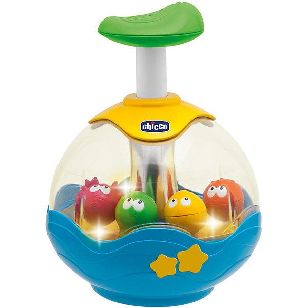 Купить Развивающая игрушка Chicco Юла Aquarium , Китай, blau/gelb, Унисекс