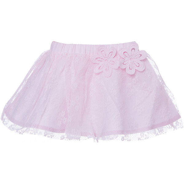 Юбка Original Marines для девочкиХарактеристики товара:<br><br>• цвет: белый;<br>• состав ткани: 100% полиэстер;<br>• подкладка: 100% хлопок;<br>• сезон: круглый год;<br>• талия: резинка;<br>• страна бренда: Италия.<br><br>Белая легкая юбка для ребенка отличается наличием ажурного верхнего слоя. Детская юбка дополнена мягкой резинкой в талии, благодаря которой вещь хорошо сидит по фигуре. Юбка для детей от итальянского бренда Original Marines - качественная вещь, созданная европейскими дизайнерами.<br><br>Юбку Original Marines (Ориджинал Маринс) для девочки можно купить в нашем интернет-магазине.