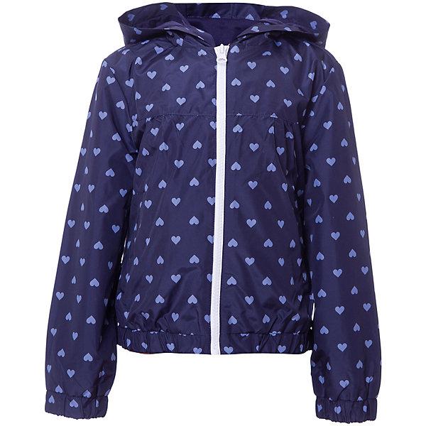 Купить Куртка Original Marines для девочки, Вьетнам, темно-синий, 92, 116, 104, Женский