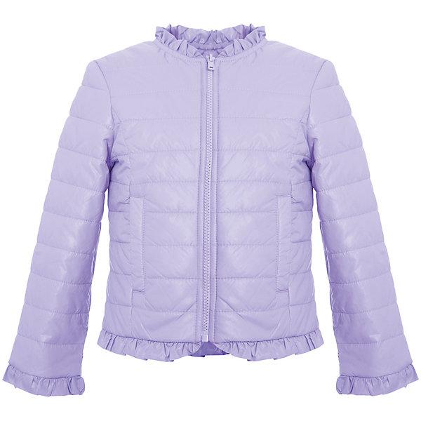 Куртка Original Marines для девочкиВерхняя одежда<br>Характеристики товара:<br><br>• цвет: лиловый<br>• пол: девочки<br>• состав: 100% полиамид/нейлон // 100% полиэстер <br>• застежка: молния<br>• карманы<br>• с длинными рукавами<br>• защита подборотка<br>• тип: стеганая<br>• страна бренда: Италия<br><br>Стильная и яркая, стеганая курточка поможет разнообразить гардероб ребенка и обеспечить тепло в прохладную погоду. Она отлично сочетается и с юбками, и с брюками. Красивый цвет позволяет подобрать к вещи низ различных расцветок. Интересная отделка модели делает её нарядной и стильной. <br><br>Итальянский бренд Original Marines - это стильный продуманный дизайн и неизменно высокое качество исполнения. <br><br>Куртку Original Marines (Ориджинал Маринс) для девочки можно купить в нашем интернет-магазине.<br>Ширина мм: 356; Глубина мм: 10; Высота мм: 245; Вес г: 519; Цвет: лиловый; Возраст от месяцев: 18; Возраст до месяцев: 24; Пол: Женский; Возраст: Детский; Размер: 92,116,104; SKU: 8383200;