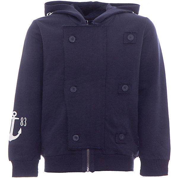 Купить Куртка Original Marines для мальчика, Бангладеш, голубой, 92, 122, 116, 110, 104, 98, Мужской