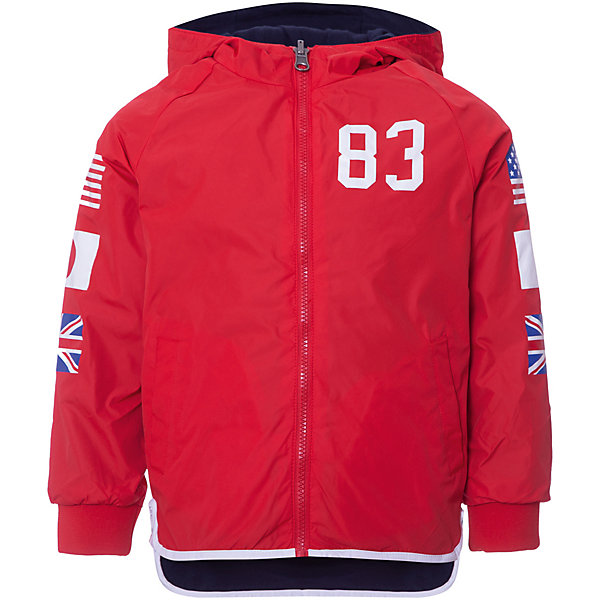 Купить Куртка Original Marines для мальчика, Вьетнам, синий, 128, 140, Мужской