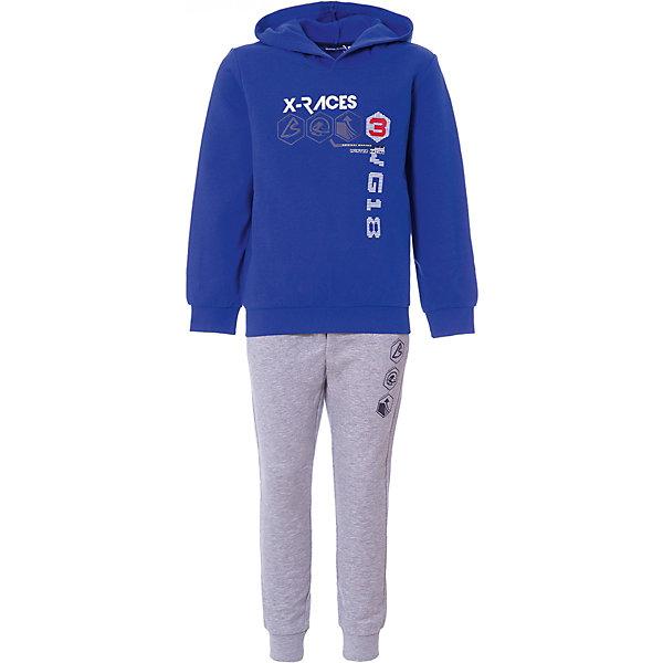 Комплект: пуловер,брюки Original Marines для мальчикаКомплекты<br>Комплект: пуловер,брюки Original Marines для мальчика<br>Состав:<br>внешний материал: 80%Хлопок, 15% Полиэстер, 5% вискоза / район<br>Ширина мм: 190; Глубина мм: 74; Высота мм: 229; Вес г: 236; Цвет: синий; Возраст от месяцев: 18; Возраст до месяцев: 24; Пол: Мужской; Возраст: Детский; Размер: 92,116,104; SKU: 8384893;