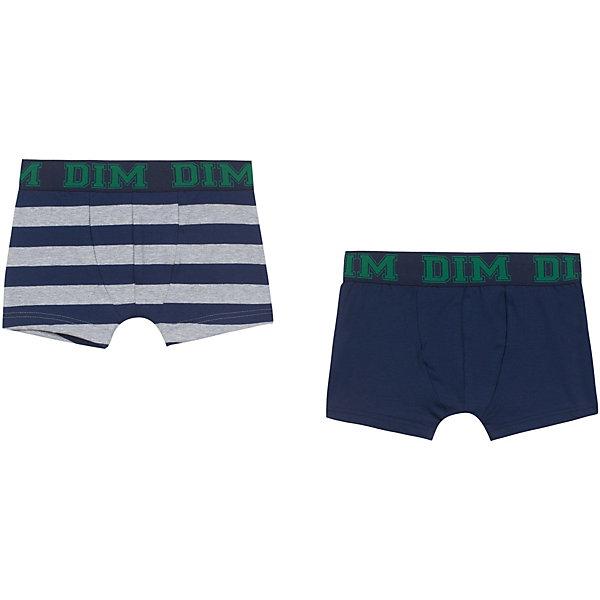 DIM Трусы-боксеры DIM для мальчика dim интернет магазин нижнего белья