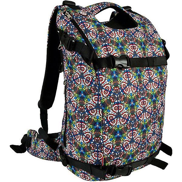 Рюкзак Target Collection KaleidoscopeРюкзаки<br>Характеристики:<br><br>• возраст от: 6 лет;<br>• цвет: черный;<br>• материал: полиэстер;<br>• размер: 50х30х21 см.;<br>• объем рюкзака: большой ( 30 л.);<br>• вес рюкзака: 1,2 кг.;<br>• тип рюкзака: универсальный;<br>• отделение для ноутбука;<br>• отделение для бумаг формата А4;<br>• ремни для скейтборда  и лыж;<br>• спинка: жесткая;<br>• тип застёжки: молния;<br>• количество отделений: 2 отделения;<br>• количество карманов: 3 внешних;<br>• плотная ручка в верхней части;<br>• усиленное дно;<br>• износостойкая обивка;<br>• регулируемые анатомические лямки;<br>• стильный дизайн;<br>• светоотражающие элементы;<br>• бренд, страна бренда: Target Collection, Словения.<br><br>Городской рюкзак KALEIDOSCOPE от Target Collection создан для того, чтобы обеспечить активный и современный образ жизни. Его по настоящему оценят любители активных видов спорта. Главное отличие – наличие ремней для крепления скейтборда и лыж. Застегивается на молнию. Имеет большое основное отделение вмещаемое ноутбук до 15, также есть отделение под формат A4. Имеются дополнительные боковые карманы. Рюкзак оснащен светоотражающими вставками.<br><br>Рюкзак сочетает функциональность с эстетической привлекательностью. Данная модель выполнена в практичном цвете, имеет прекрасную эргономику и инновационный стильный дизайн.<br><br>Городской рюкзак KALEIDOSCOPE от Target Collection, черный, можно купить в нашем интернет-магазине.<br>Ширина мм: 500; Глубина мм: 300; Высота мм: 210; Вес г: 1200; Цвет: черный; Возраст от месяцев: 72; Возраст до месяцев: 192; Пол: Унисекс; Возраст: Детский; SKU: 8392019;