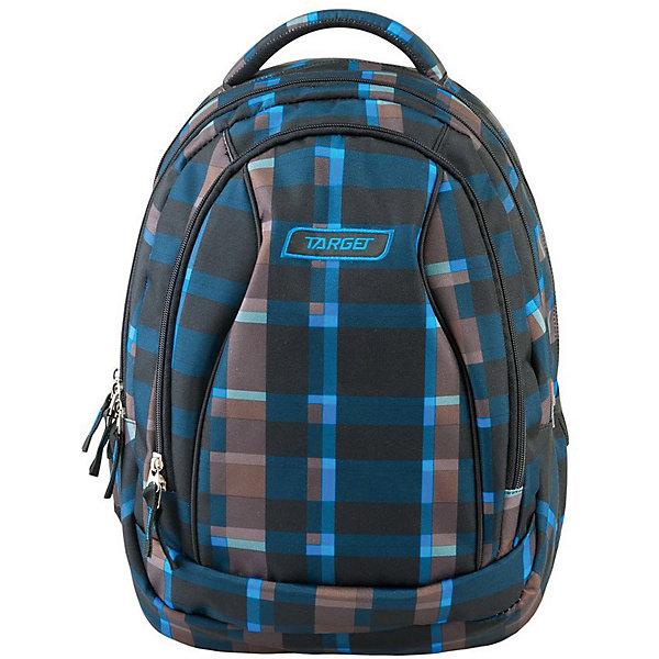Рюкзак школьный 2 в 1 Target Collection Allover 3Рюкзаки<br>Характеристики:<br><br>• возраст от: 6 лет;<br>• цвет: синий/черный;<br>• материал: полиэстер;<br>• размер: 46х32х18 см.;<br>• объем рюкзака: средний ( 20 -30 л.);<br>• вес рюкзака: 1 кг.;<br>• тип рюкзака: повседневный;<br>• наполнение: органайзер для принадлежностей;<br>• ососбенности: 2 в 1, отделение для ключей, укрепленное дно;<br>• спинка: ортопедическая;<br>• тип застёжки: молния;<br>• количество отделений: 2 основных отделения.;<br>• количество карманов: 1 внешних/ 2 внутренних/ 2 боковых;<br>• дополнительная ручка-петля;<br>• износостойкая обивка выдержит любую погоду и прослужит не один год;<br>• регулируемые укрепленные лямки;<br>• стильный дизайн;<br>• бренд, страна бренда: Target Collection, Словения.<br><br>Рюкзак 2 в 1 ALLOVER 3 от Target Collection выполнен из высококачественного полиэстера. Имеет петлю для подвешивания и две удобные лямки, длина которых регулируется с помощью пряжек. Он оснащен тремя большими отделениями. На внешней стороне рюкзака расположен большой накладной карман на молнии. По бокам имеются два кармана на резинке. Бегунки на застежках дополнены удобными тканевыми держателями. Особенностью данной модели является то, что одно отделение отстегивается и она превращается в малый рюкзак с лямками. <br><br>Легкий и функциональный рюкзак выполнен в ярком синем цвете с оригинальным принтом, он станет надежным спутником во время путешествий и повседневной носке. Рюкзак износостойкий, легко чистится и не требует бережного ухода.<br><br>Рюкзак 2 в 1 ALLOVER 3  от Target Collection, синий/принт, можно купить в нашем интернет-магазине.<br>Ширина мм: 460; Глубина мм: 320; Высота мм: 180; Вес г: 1000; Цвет: черный; Возраст от месяцев: 156; Возраст до месяцев: 1188; Пол: Унисекс; Возраст: Детский; SKU: 8392031;