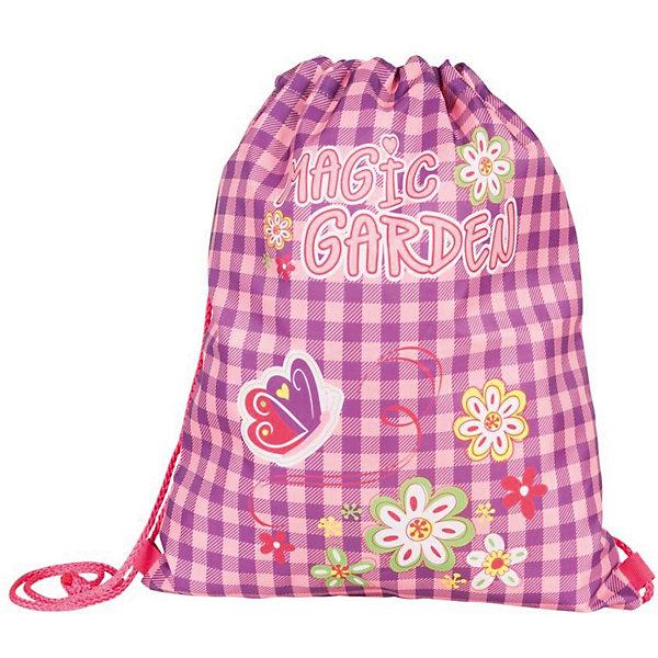 Купить Мешок для обуви Target Collection Волшебный сад , Словения, розовый/розовый, Женский